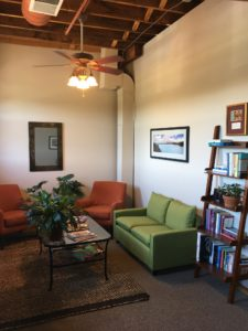 Waiting Room | Holistic Therapy St. Paul - Julia Clowney LICSW