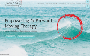Julia Clowney LICSW Holistic Therapy St. Paul Website