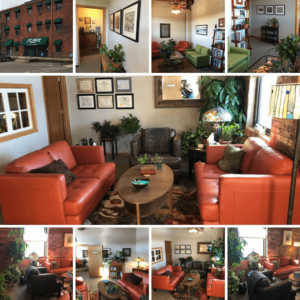 Holistic Therapy St. Paul Office | Julia Clowney, LICSW
